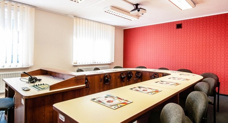 Sale szkoleniowe na wynajem Lublin  - Sala nr 4
