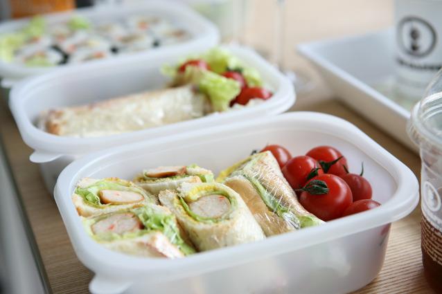 Obiady - wynajem sal szkoleniowych Lublin i Lubartów